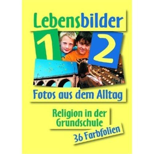 fragen - suchen - entdecken. Religion in der Grundschule: Lebensbilder - Fotos aus dem Alltag 1./2. Jahrgangsstufe (Paperback)