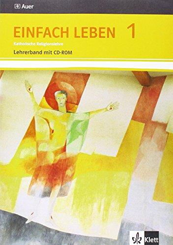9783120062073: Einfach Leben. Lehrerband 5./6. Schuljahr. Ausgabe S für Rheinland-Pfalz, Baden-Württemberg und das Saarland