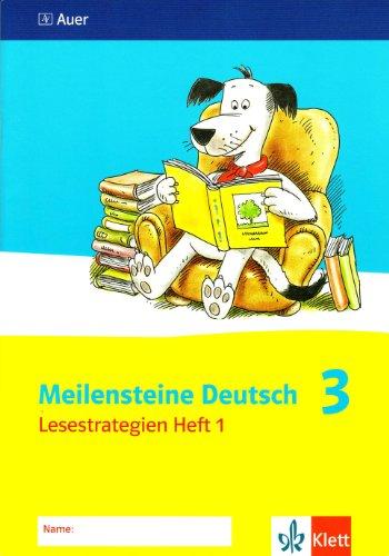 Meilensteine Deutsch - Lesestr