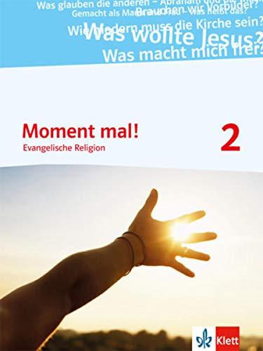 9783120066095: Moment mal! Schülerbuch 7./8. Schuljahr: Evangelische Religion