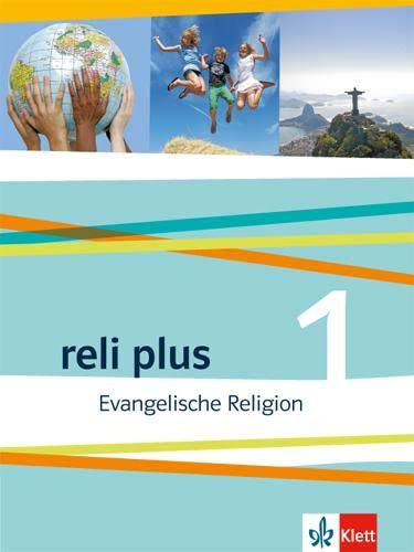 9783120066224: reli plus. Schülerbuch 5./6. Schuljahr: Evangelische Religion