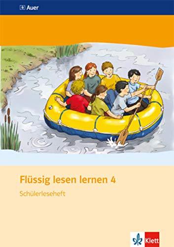 9783120066460: Flüssig lesen lernen - Neubearbeitung: Schülerleseheft