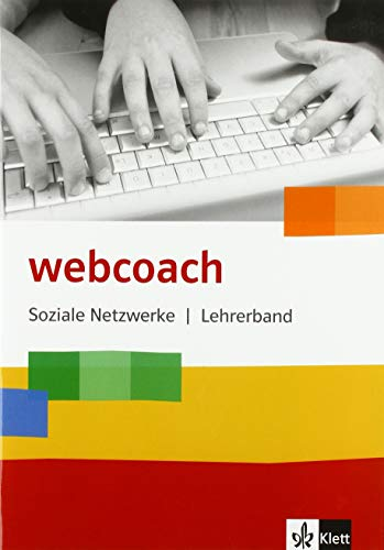 9783120066538: webcoach Soziale Netzwerke, Lehrerband