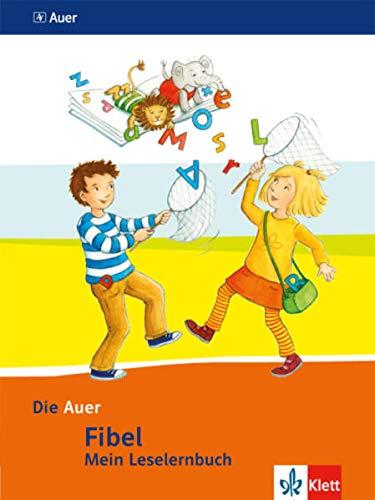 9783120066804: Die Auer Fibel. Mein Leselernbuch inkl. Hörhaus auf Karton. Ausgabe für Bayern - Neubearbeitung 2014