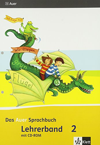 9783120067245: Das Auer Sprachbuch. Lehrerband mit CD-ROM 2. Schuljahr. Ausgabe für Bayern - Neubearbeitung 2014