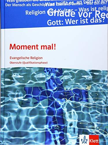 9783120067917: Moment mal! Schülerbuch für die Qualifikationsphase. Ausgabe A