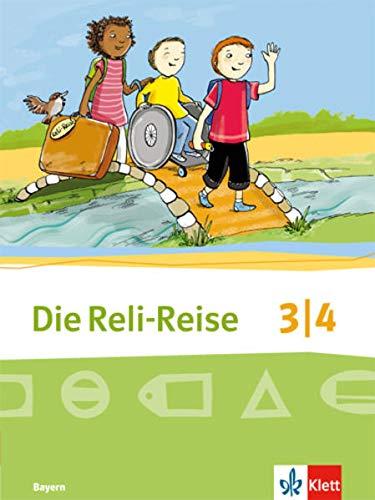 9783120068112: Die Reli-Reise / 3./4. Schuljahr: Ausgabe für Bayern / Evangelische Religionslehre in der Grundschule