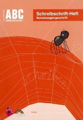 9783120111092: ABC Lernlandschaft. Schreibschrift-Heft SAS. Arbeitsheft