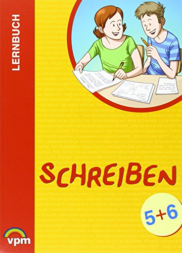 9783120111559: Lernbuch Schreiben. Strategien zum Texte schreiben. Arbeitsheft 5./6. Schuljahr