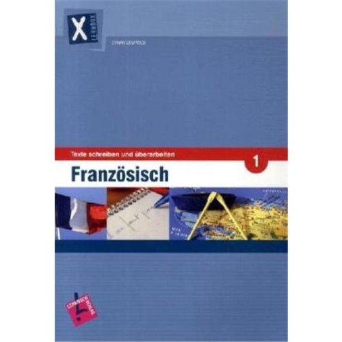 9783120112310: Lernbox Französisch 1. Arbeitsheft: Texte schreiben und überarbeiten