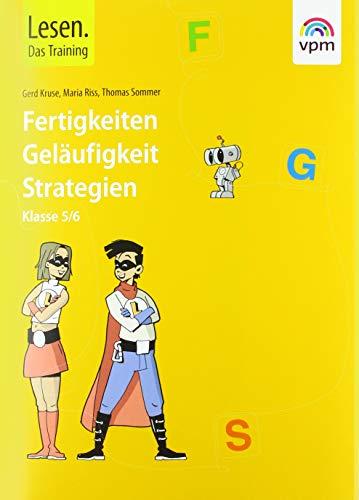 9783120113348: Lesen. Das Training - Neubearbeitung. Lesefertigkeiten - Lesegeläufigkeiten - Lesestrategien. Schülermappe I. 5./6. Klasse