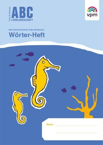 9783120114086: ABC Lernlandschaft. Wörter-Heft 1. Schuljahr