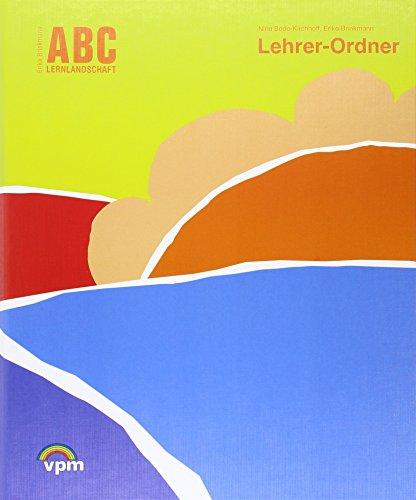 ABC Lernlandschaft. Lehrermaterial 1. Schuljahr