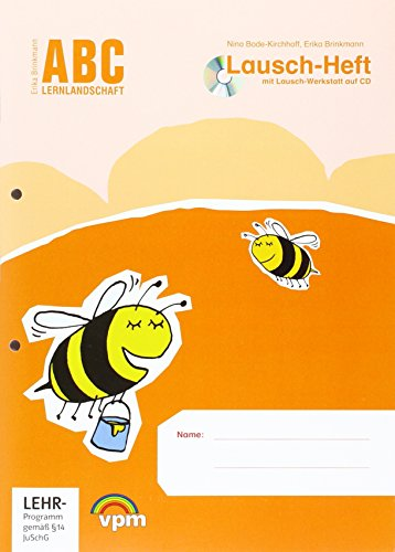 9783120114352: ABC Lernlandschaft. Lausch-Heft mit Software