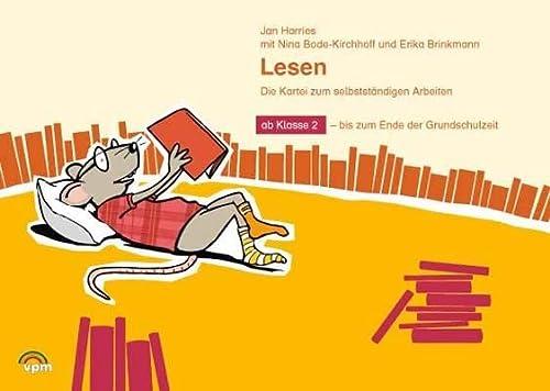 9783120115007: ABC Lernlandschaft 2+. Texte lesen - Die Kartei zum selbstständigen Arbeiten. Kartei ab 2. Schuljahr