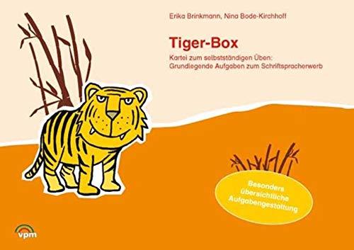 9783120115120: Tiger-Kartei 1./2. Schuljahr