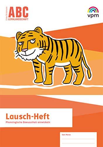 9783120116387: ABC-Lernlandschaft 1/2. Lausch-Heft Klasse 1/2