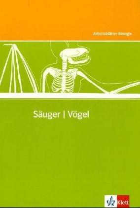 9783120301004: Arbeitsblätter Biologie Neu. Säugetiere - Vögel. Kopiervorlagen