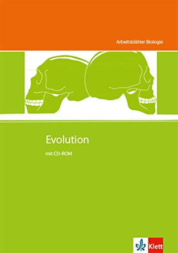 9783120301097: Arbeitsblätter Biologie Neu. Evolution. Kopiervorlagen