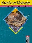 Einblicke Biologie Rheinland-Pfalz 7 - guter Erhaltungszustand - Brigitte Doster