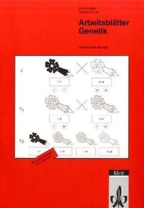 9783120310402: Arbeitsblätter Biologie, Kopiervorlagen : Arbeitsblätter Genetik