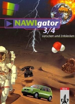 9783120365709: NAWIgator 3/4. Forschen und Entdecken.