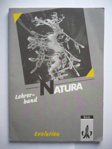 9783120429890: Natura - Biologie für Gymnasien - Gesamtausgabe: Natura - Biologie für Gymnasien/Oberstufe; Lehrerband Evolution