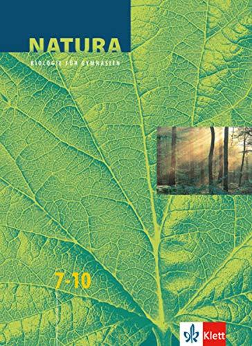 9783120452003: Natura. 7 - 10. Schuljahr. Schülerband : Biologie für Gymnasien