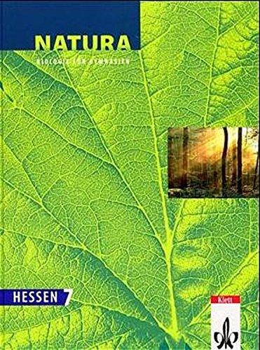 9783120452409: Natura 7. Biologie. Schülerbuch. Hessen: Biologie für Gymnasien