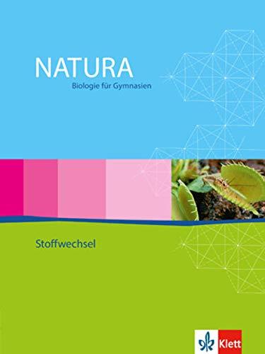 9783120453109: Natura Biologie. Oberstufe. Themenheft Stoffwechsel