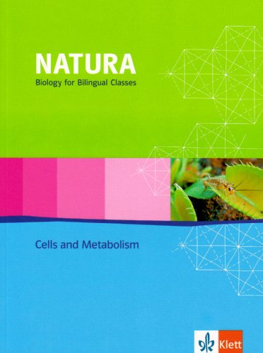 9783120453116: Natura - Biology for bilingual classes. Cells and