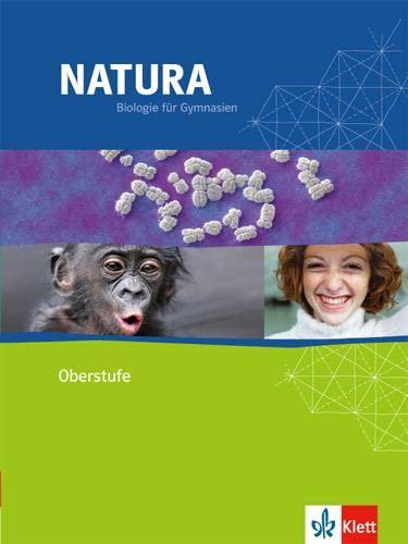 9783120453284: Natura - Biologie für Gymnasien. Schülerbuch mit CD-ROM 11./12. Schuljahr: Oberstufe