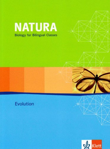 9783120453512: Natura - Biology for bilingual classes. Evolution