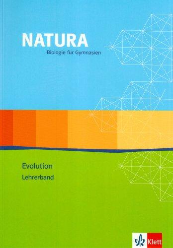 9783120453598: Natura - Biologie f�r Gymnasien - Evolution / Lehrerband mit CD-ROM