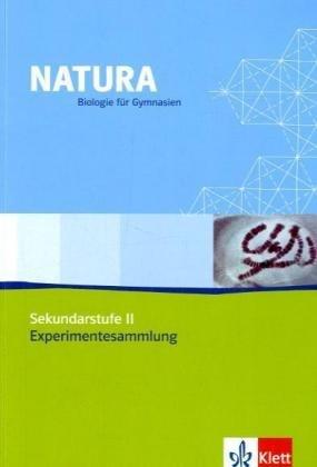 9783120453758: Natura Experimentesammlung. Sekundarstufe II