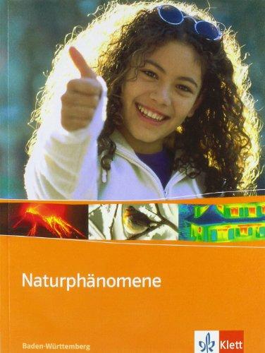 9783120456117: Natura. Naturphänomene. 5./6. Klasse Baden-Württemberg