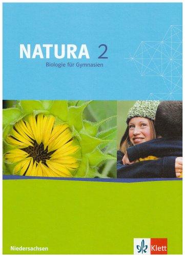 9783120456155: Natura 2. Biologie 7./8. Klasse. Schülerbuch. Niedersachsen. Neubearbeitung: Biologie für Gymnasien