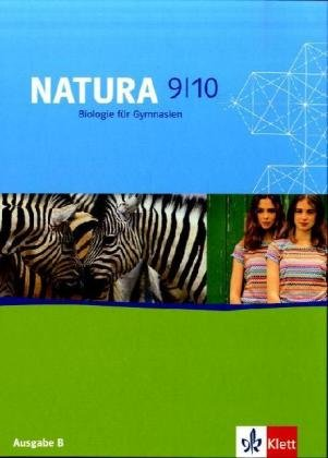 9783120458104: Natura. Biologie für Gymnasien. 9./10. Schuljahr. Schülerband: 9./10. Schuljahr. Schülerband
