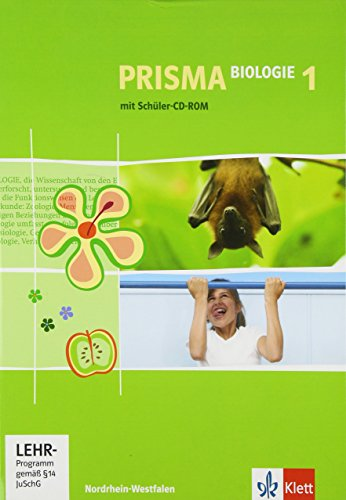 9783120683858: Prisma Biologie 1. Klasse 5/6. Nordrhein-Westfalen: Realschule, Gesamtschule