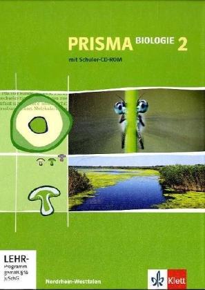 9783120683902: Prisma Biologie 2 - Ausgabe Nordrhein-Westfalen. Sch�lerbuch7./8. Schuljahr