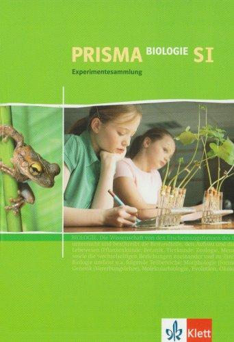 9783120684831: Prisma Biologie Experimentesammlung: Kopiervorlagen
