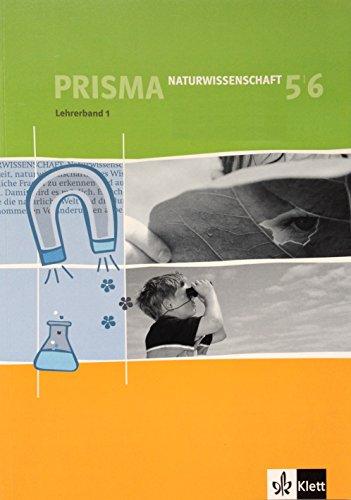 9783120686224: Prisma - Naturwissenschaft / Lehrerband 1. 5./6. Schuljahr