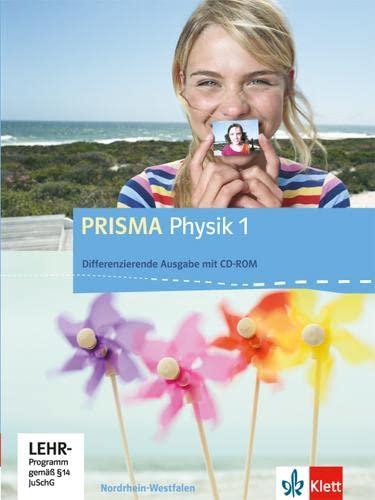 9783120687177: Prisma Physik 1. Ausgabe für Nordrhein-Westfalen - Differenzierende Ausgabe. Schülerbuch mit Schüler-CD-ROM 5./6. Klasse