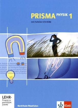 9783120687856: Prisma Physik 1. Klasse 5/6. Nordrhein-Westfalen: Realschule, Gesamtschule