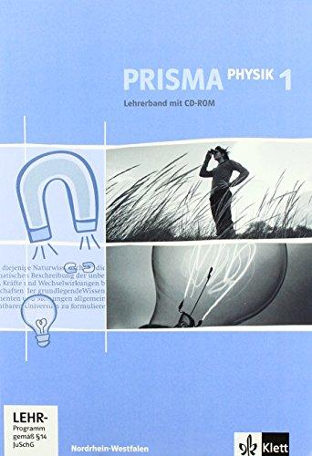 9783120687870: Prisma Physik - Ausgabe für Nordrhein-Westfalen (Neubearbeitung). Lehrerband mit CD-ROM 5./6. Schuljahr