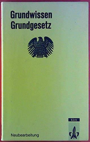 Grundwissen Grundgesetz: Binder, Gerhart