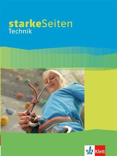 9783121037209: Starke Seiten Technik 5.-10. Schuljahr. Schülerbuch