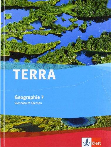 9783121040230: TERRA Geographie für Sachsen. Ausgabe für Gymnasium. Schülerbuch 7. Klasse