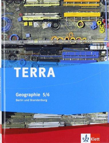 9783121040339: TERRA Geographie für Berlin/Brandenburg. Ausgabe für die Grundschule. Schülerbuch 5./6. Klasse
