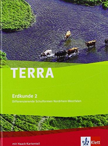 9783121042241: TERRA Erdkunde für Nordrhein-Westfalen - Ausgabe für Gesamtschulen. Schülerbuch Klasse 7/8